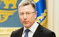 Волкер ожидает от РФ вывода тяжелого оружия и разоружения боевиков