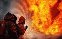 Жуткий пожар на Киевщине: погибли две женщины