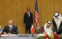 Израиль и Бахрейн заключили мир и установили дипломатические отношения