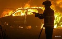 Россиянин сжег машину экстрасенса за плохое предсказание