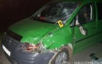 Водитель маршрутки высадил пассажира в поле, тот погиб