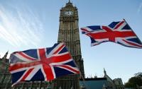 Британия отказалась гарантировать кредиты для Украины