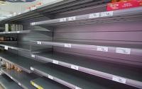 Блокирование таможенных постов угрожает поставкам продуктов