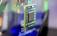 AMD сократила убыток в три раза