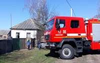 В Сумской области при пожаре погибли люди