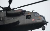 В США разбился вертолет морпехов