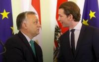 Венгрия и Австрия хотят усилить охрану внешних границ ЕС