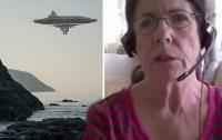 Австралийка с детства общается с инопланетянами