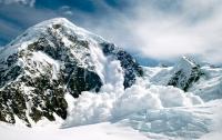 В Карпатах сошли лавины