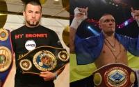 Соперник Усика отказался от боя за чемпионский титул