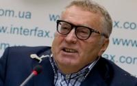 Странный визит Жириновского в Киев в разгар новой «газовой войны»