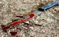 В Харькове на улице нашли мужчину с торчащим из головы ножом