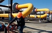 Украина снизила закачку газа в подземные хранилища
