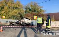 Смертельное ДТП на Закарпатье: В полиции сообщили подробности гибели 4 человек