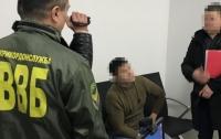 Работникам аэропорта россиянин пытался дать взятку, чтоб попасть в Украину