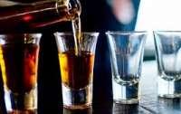 Украинцы стали больше пить алкоголя