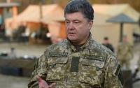 Порошенко хочет восстановить специальные военные суды в Украине
