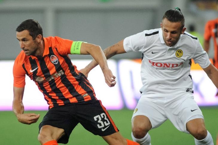 Антидопинговый центр Украины сказал УЕФА оботстранении футболиста «Шахтера» Срны