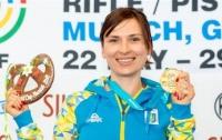 Украинка победила в финале Кубка мира по пулевой стрельбе