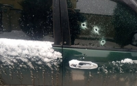 Неизвестный обстрелял полицию и охранников под Днепром