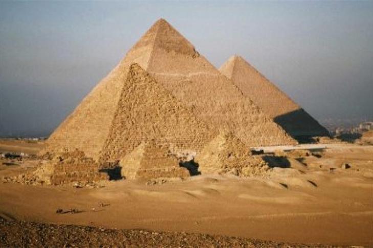 Археологи отыскали впирамиде Хеопса тайные комнаты