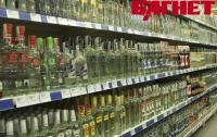 На Троещине нашли склад подозрительного элитного алкоголя