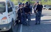 На границе Кыргызстана и Таджикистана произошли столкновения