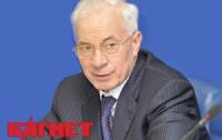 Азаров резко раскритиковал позицию ЕС по украинской трубе
