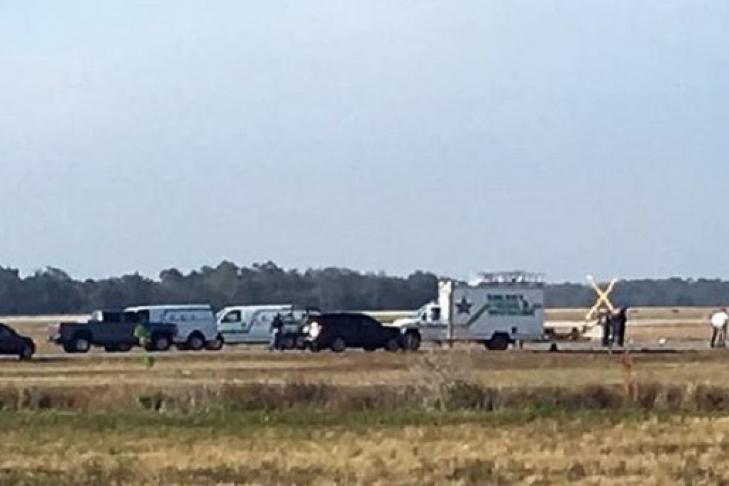 ВСША из-за тумана рухнул самолет, погибли 4 человека