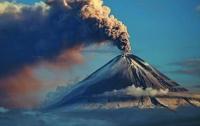 На Камчатке «ожил» вулкан