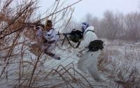 Оккупанты обстреляли бойцов ВСУ на Луганщине, чтобы сорвать разведение войск