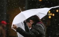 Дождь и мокрый снег: в Украине ожидается резкое изменение погоды