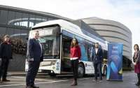 В Ирландии запустили первый водородный автобус
