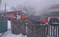 Масштабный пожар на Днепропетровщине: погибли два человека
