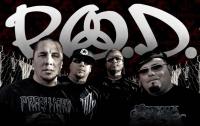 В Украине снова выступит культовая группа P.O.D.