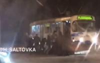 Вчера в Харькове наблюдали