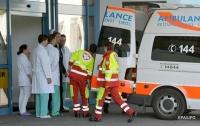Поезд столкнулся с автобусом в Австрии: есть жертвы