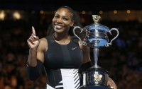 Серена Уильямс рассказала о желании завоевать 25 титулов