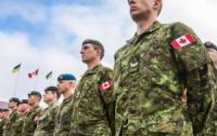 Канада продолжат тренировать украинских военных