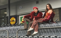 Студентки устроили фотосессию в супермаркете и прославились