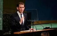 Канцлеру Австрии начали угрожать через соцсети