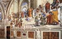 Украинки повредили уникальную фреску Рафаэля в Ватикане (видео)