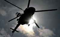 Военный вертолет разбился в Ровенской области, пятеро погибших
