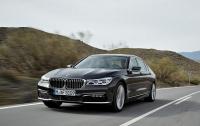 В топ-версии BMW 7-Series будет двигатель от Rolls-Royce