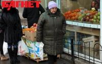 Украинцы стремительно нищают
