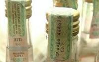 В Крыму налоговики изъяли 10 тыс. бутылок алкоголя с поддельными акцизками
