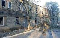На Донбассе НВФ обстреляли больницу с пациентами с COVID-19