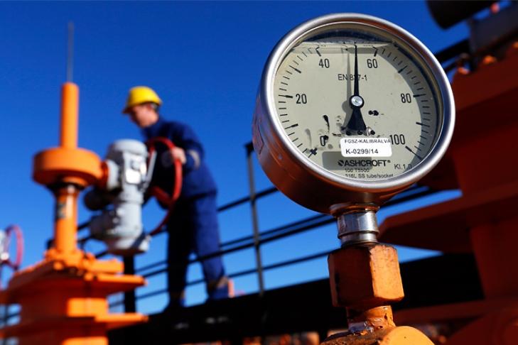 Транзит русского газа через государство Украину вырос заполгода на21%