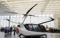 Транспорт будущего: в США создали летающее такси