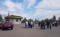 Вчера в Николаеве попрощались с убитыми на АЗС